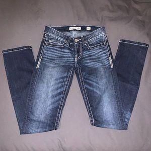 BKE Stella Buckle Jeans (Size 25L)
